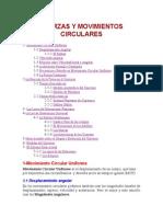 Fuerzas y Movimientos Circulares