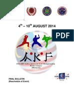 Akf 2014 Bulletin