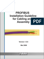 PROFIBUS - Cabling and Assembly