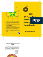 BP Alaska Safety Handbook (BP ASH) (PDF)