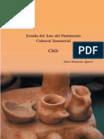 Montecino.-estado Del Arte Del Patrimonio Culpural Inmaterial