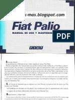 Manual de Usuario Fiat Palio G1