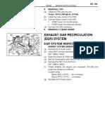 Exhaust Gas Recirculation EGR