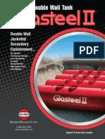 Monitoring Illustration Glasteel II Double Wall Tank