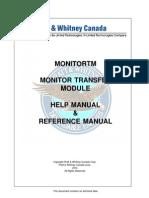 MonitorTm Help Manual