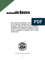 Bakunin Básico