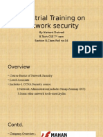 Industrial Training on Network Security.report- Copy