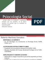 Psiocologia Social