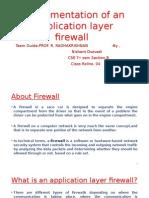 term paper on firewall
