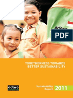 Adaro Indonesia 2011 Sustainability Report English