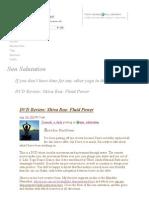 Sun_salutation _ DVD Review_ Shiva Rea_ Fluid Power
