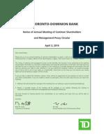 td-investor-2014-Proxy-EN.pdf