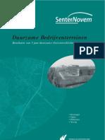 DBT resultaten van 5 jaar duurzame herontwikkeling