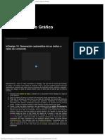 Curso de Diseño Gráfico_ InDesign 15. Generación Automática de Un Índice o Tabla