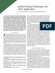 Biomedical Sensing Technologies