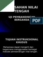 3. PEMISAHAN RERATA I - UJI BERGANDA.ppt