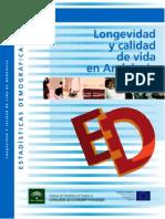 Llongevidad y Calidad de Vida en Andalucía