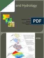 GIS Hydrology Eberswalde 2013 Lagzdins