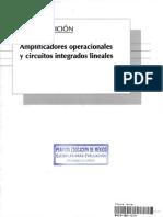 AmplifiAmplificadores operacionalescadores Operacionales y Circuitos Integrados Lineales