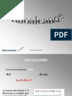 haloalcanos