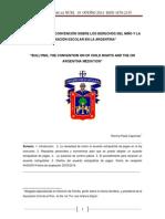 el bullying la convencin sobre los derechos del nio y la mediacin escolar en la argentina.pdf