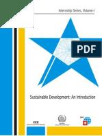 Volume-i - Desenvolvimento Sustentavel
