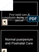 Normal+Puerperium+&+postnatal