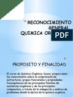 Reconocimiento General Quimica General