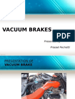 Vaccum Brake ppt