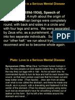Symposium's Platonic Love