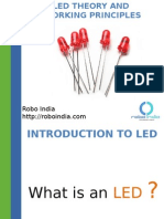 LED Theory and Working Principles