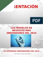 Los Modelos de Negocios Mas Innovadores Del 2014