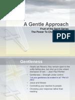 Lesson 9 - Gentleness_110307