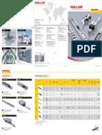 Linear Leaflet Web