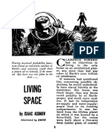 Living Space by Isaac Asimov