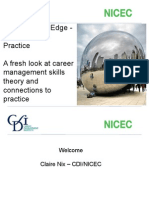 Career Management Skills (NICEC/CDI Workshop)