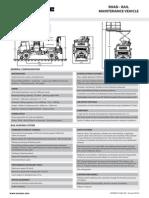 Uromac T-Rail MV - Brochure
