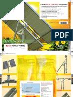 Flyer Solar Motor SunTracer 2-Axis SM34SPMV2P Update 19-02-2010 V1 HR