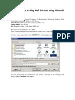 Web Services Instr 2003