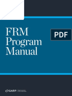 Frm Program Manual 2015 - Final