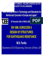 Design of structures for Earthquake resistance - EC8 - Greece.pdf