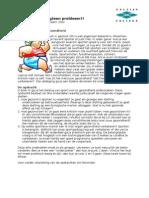 blok iv sport en gezondheid opdrachtenblad voor de leerlingen