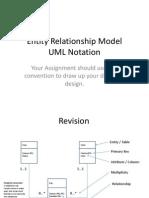 UML Model Sample