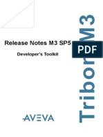 Developers Toolkit M3SP5