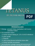 Tetanus kuliahhh ppt