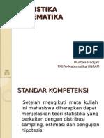 STATISTIKA MATEMATIKA
