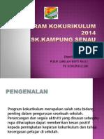 Program Kokurikulum 2014
