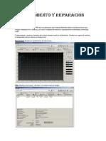 MAntenimiento y Reparacion de HDD