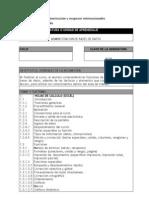 Programa Informática II  Admon y NI 2o semestre