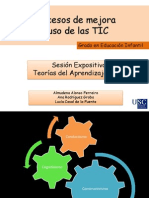 Teorías del aprendizaje y TIC